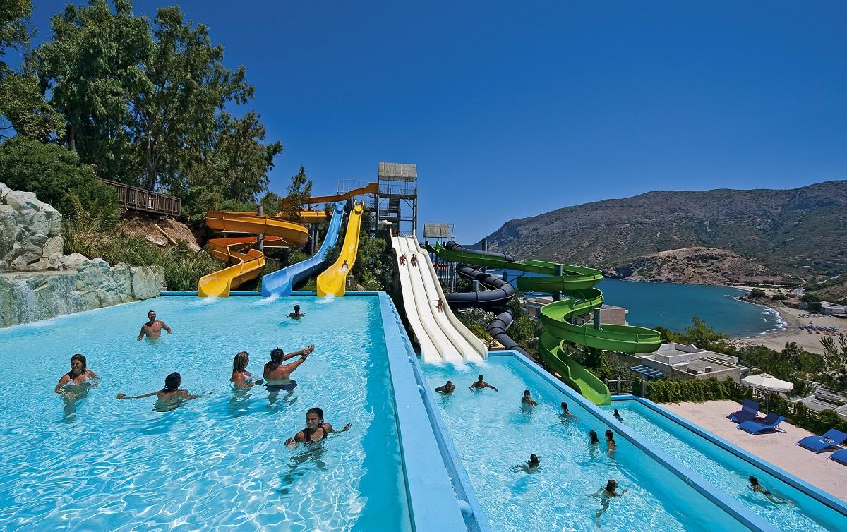 Fodele Beach & Water Park Holiday Resort - Waterpark Holidays