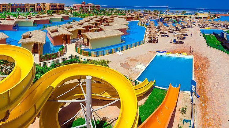 Titanic Beach Palace Royal Aqua Park Resort Waterpark Holidays